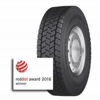 Semperit Runner D2 wins Red Dot Design Award for Outstanding Construction