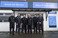 Spry's of Launceston joins Bosch Car Service network