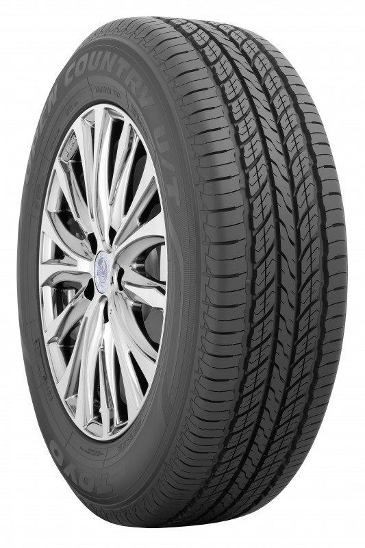 Toyo's new Open Country UT tyre is aimed squarely at pickup and SUV owners
