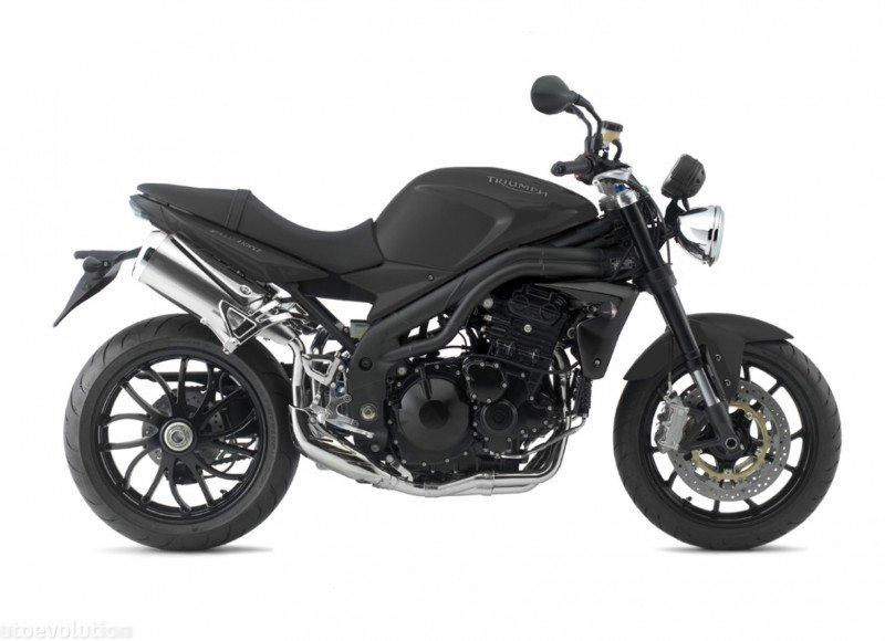 Triumph Speed Triple recommended as top used two-wheeler in 'sluggish' market