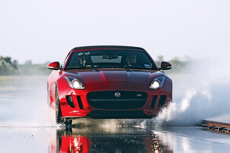 Six brands of 20-inch tyres were tested on a Jaguar F-Type; none disappointed, and top honours were shared by the second-cheapest tyre tested