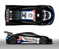 Ecurie Ecosse and McLaren in British GT alliance