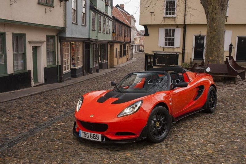 Lotus chooses Yokohama tyres for 'fastest ever' Elise