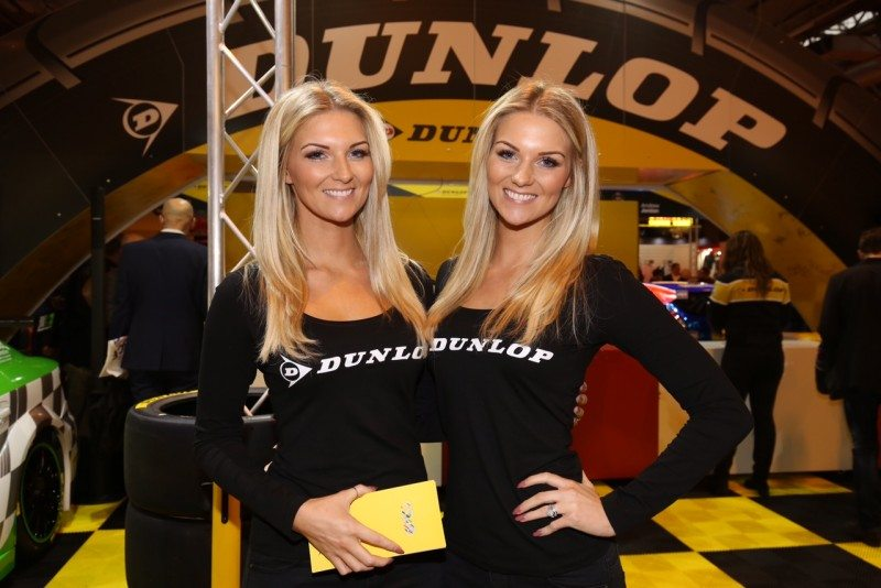 Dunlop extends BTCC event package