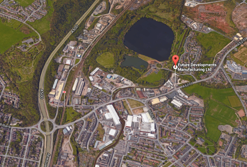 The fire took hold at Future Developments (Manufacturing) Ltd's Westport Lake Road premises in Stoke-on-Trent, a few miles away from Michelin UK's headquarters in Campbell Road. Therefore Michelin's tyre operations are totally unaffected by this news.