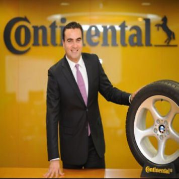 Tansu Isik, head of Continental's APAC region original equipment passenger car tyre business.