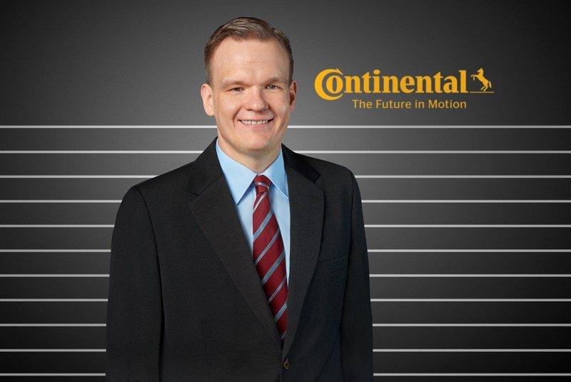 Nehring named new media relations manager at Continental's CV Tires business unit
