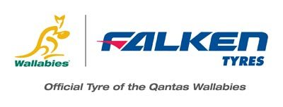Falken becomes official tyre of Wallabies rugby team