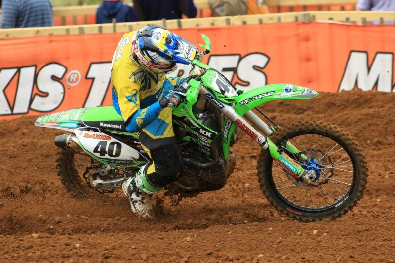 The Maxxis British Motocross Championship will be screened on Eurosport