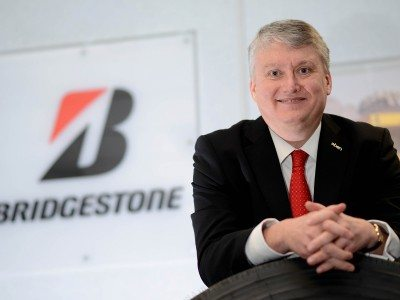 The right direction: Bridgestone North Region MD, Robin Shaw one year on