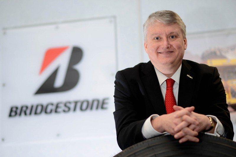 The right direction:Bridgestone North Region MD, Robin Shaw one year on