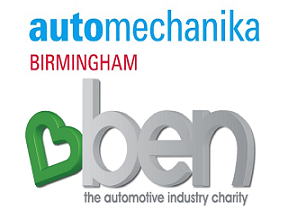 Automechanika Birmingham to support BEN