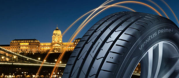 Hankook talks OE tyre development for Europe, presents Ventus Prime³