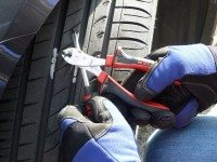 Sealguard is effective against punctures up to 5mm in diameter, and the tyre can be driven as normal once the object is removed