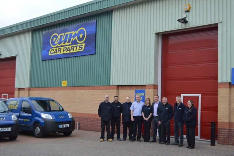 Euro Car Parts opens Warwick branch