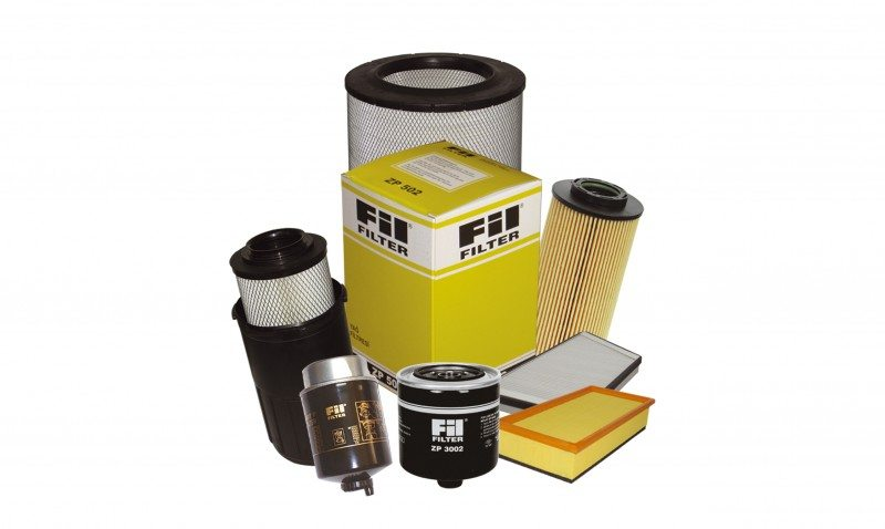 Univar Speciality Consumables distributes the Fil Filter range