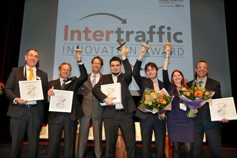 WheelRight wins European transport award