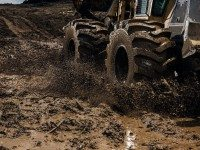 Logger King LS-2: Nokian Tyres' new full-tree forestry workhorse
