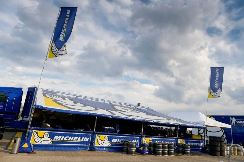 Inclement weather at Silverstone raises interest in tyre strategy for the World and European Endurance events