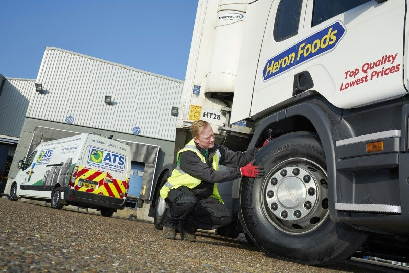 Heron Foods appointed ATS Euromaster to supply and manage its tyres on a fixed-price contract