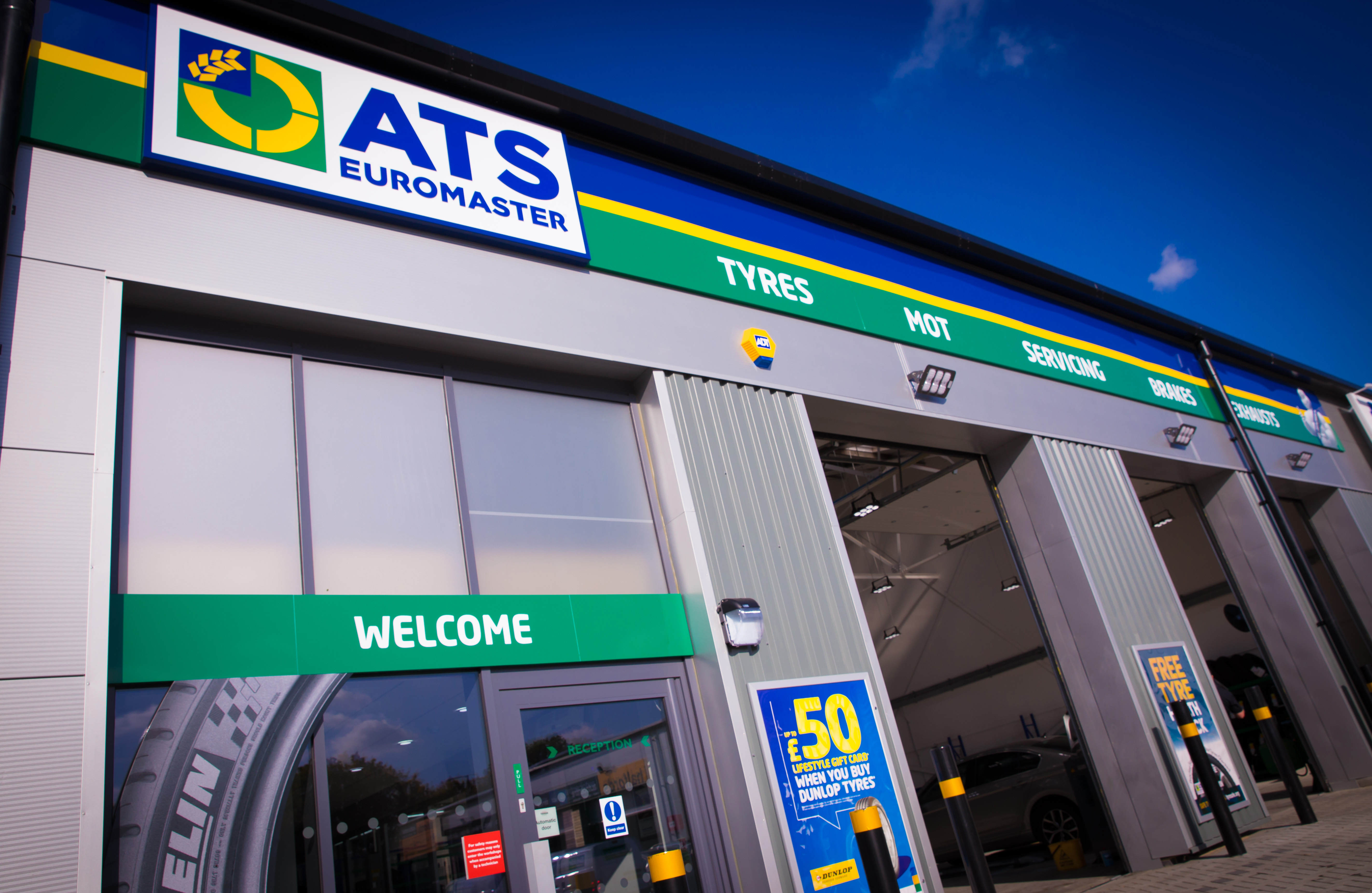 Micheldever's Protyre retail chain is UK's fastest growing