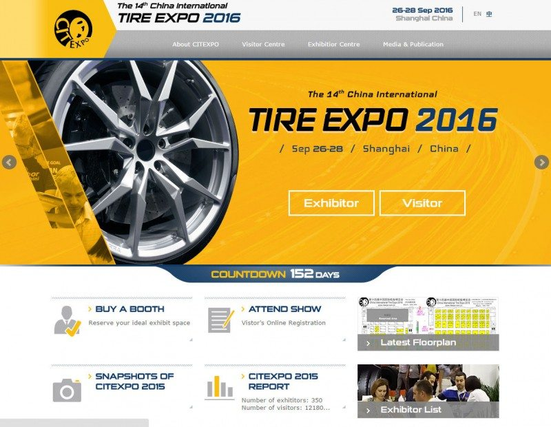 Upgraded CITExpo website goes live