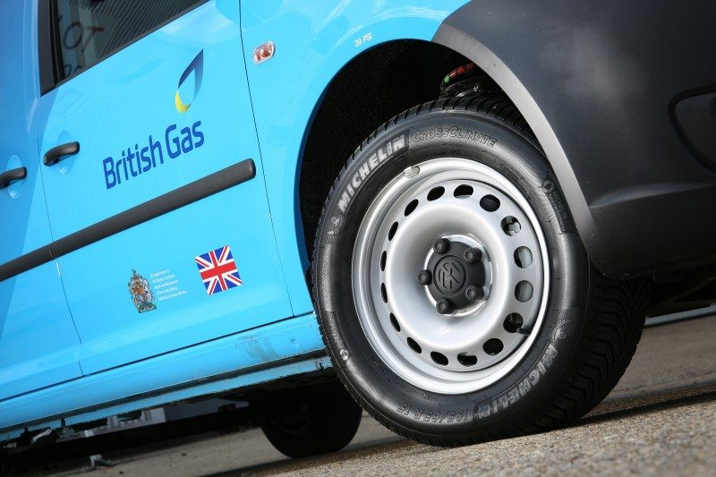 The Michelin CrossClimate has won acclaim – and fitment deals – from a number of players in the fleet sector, such as British Gas