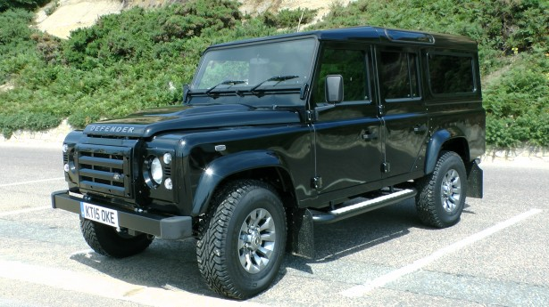 Used Land Rover Defenders selling above list price, says Glass's
