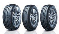 European launch for three Laufenn tyre ranges