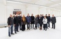 Finnish Prime Minister visits Test World tyre test centre