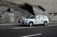 Volvo launches driverless vehicle trial in the UK