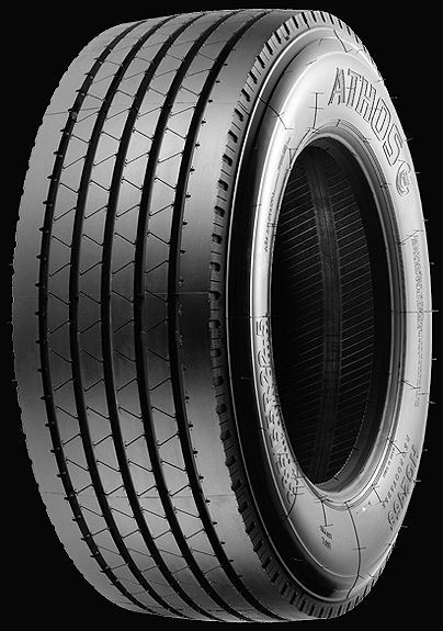 Hämmerling presenting new eco, 5t Athos tyres at Reifen