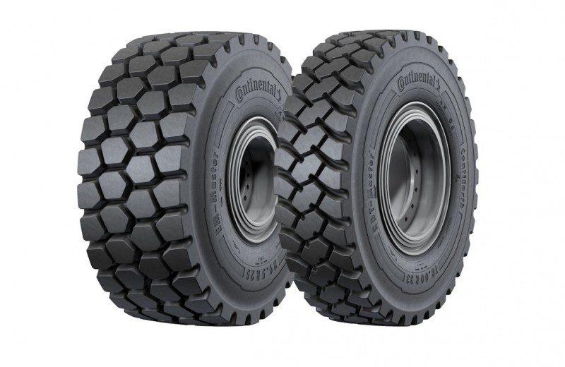 September launch for Continental EM tyre range