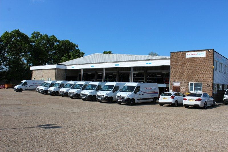 EG Wholesale's new warehouse in Partridge Green, West Sussex