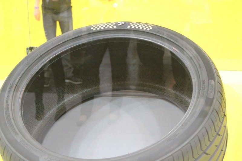 Guiness World Records has valued the gold and diamond-encrusted tyre at $600,000