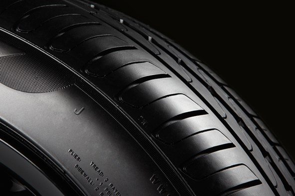 Pirelli's Jaguar homologated tyres will carry the J marking