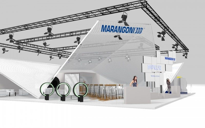 The Ringbuilder 3003 and Blackline will be two highlights at the Marangoni stand