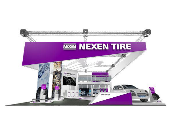 Nexen Tire  at Reifen 2016