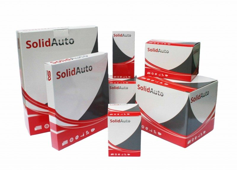 Solid Auto's recently-launched corporate identity