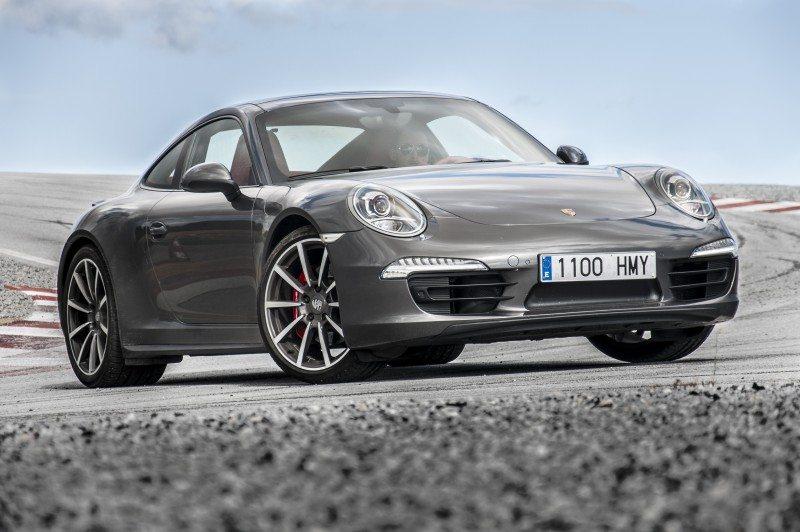 Yokohama now supplies the Porsche 911, Boxster and Cayman models
