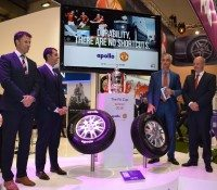 Apollo Tyres launches range for growing LCV segment