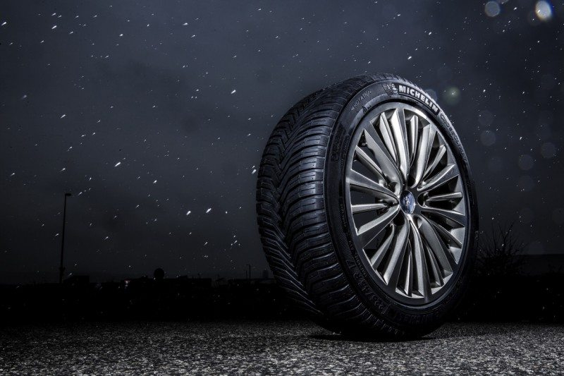 Focusing on longevity, Michelin will display innovative tyres such as the CrossClimate (pictured), as well as second-line products like the Kleber Quadraxer 2
