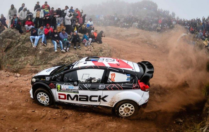 Ott Tänak and Raigo Mõlder head the Dmack runners in Portugal