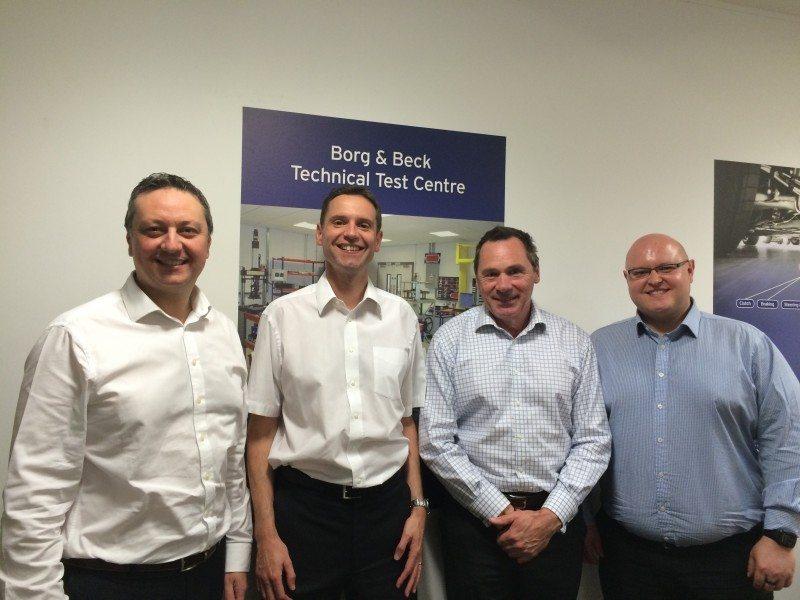 First Line unveils management changes, new sales structure