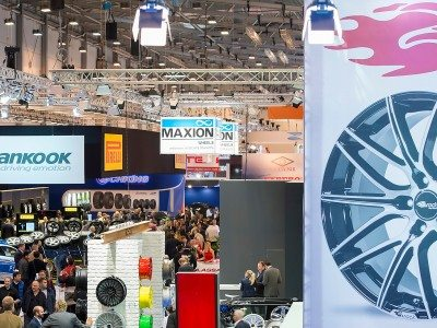 Messe Essen claims record number of exhibitors registered at Reifen 2016
