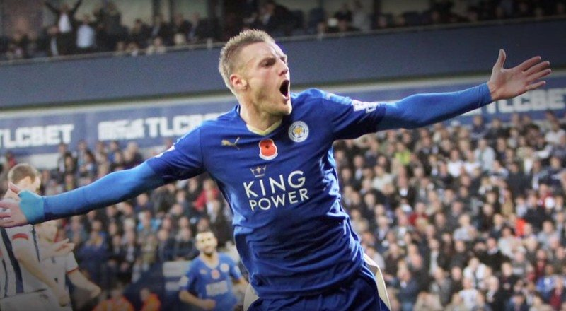 Jamie Vardy and colleagues star in Toyo's latest video