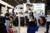 Zafco launches Zeetex Value for Money tyre range at Automechanika Dubai