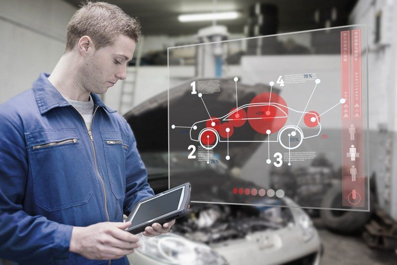 Not only is the UK leading the way in car maintenance, but the tyre industry is held up as an example of how the aftermarket can be digitized.