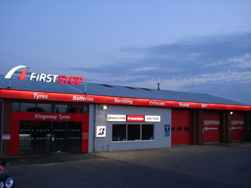 First Stop has 'accelerated' its expansion plans alongside its safety awareness, the fast fit network states
