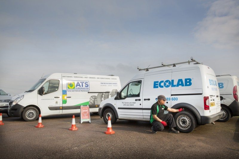 ATS Euromaster is one of three partners on LeasePlanUK's tyre maintenance panel